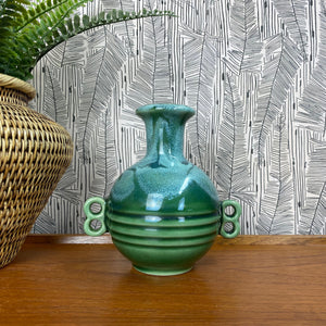 Vintage West German Ceramic Vase - 312