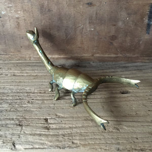 Vintage Brass Scorpian Paper Weight / Ornament