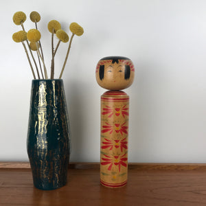 Vintage Japanese Kokeshi Doll A31 - MEDIUM