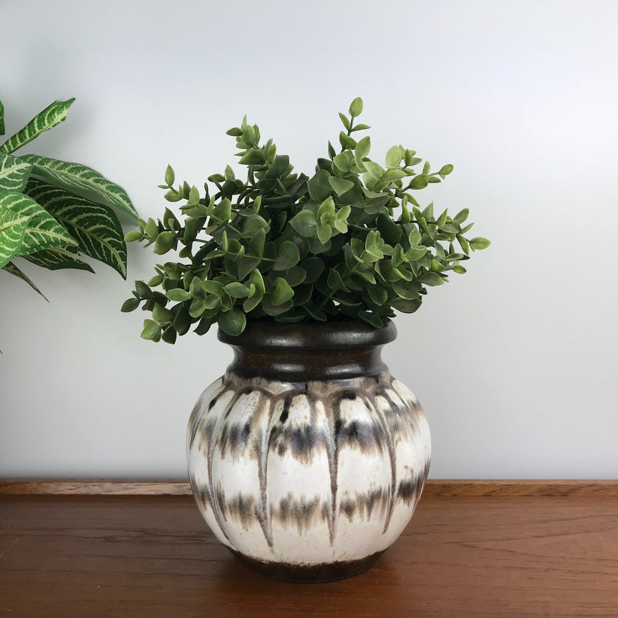 Mid Century West German Ceramic Vase #SK1