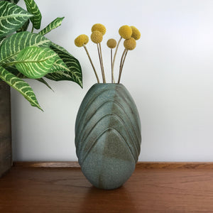 Vintage Studio Pottery Vase #SP1