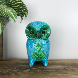 Vintage Owl Money Box