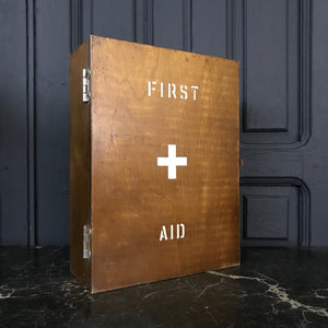 Vintage First Aid / Medical Cabinet