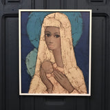 Mid Century 'Little Madonna' Framed Print #A1