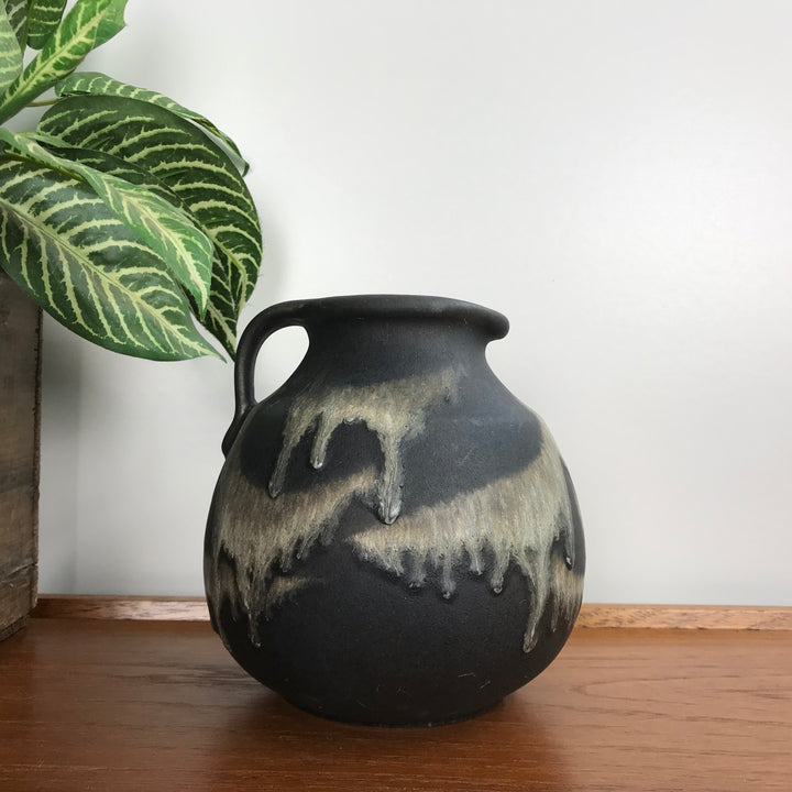 West German Monochrome Ceramic Jug/Vase H1
