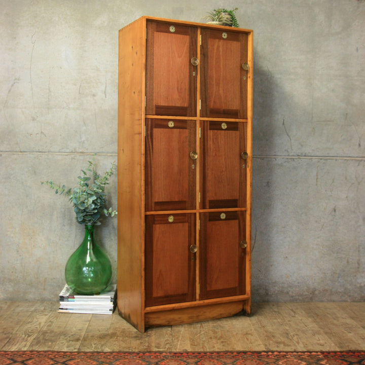 vintage_mid_century_school_lockers