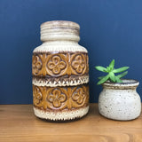 Vintage West German Ceramic Vase #289-18