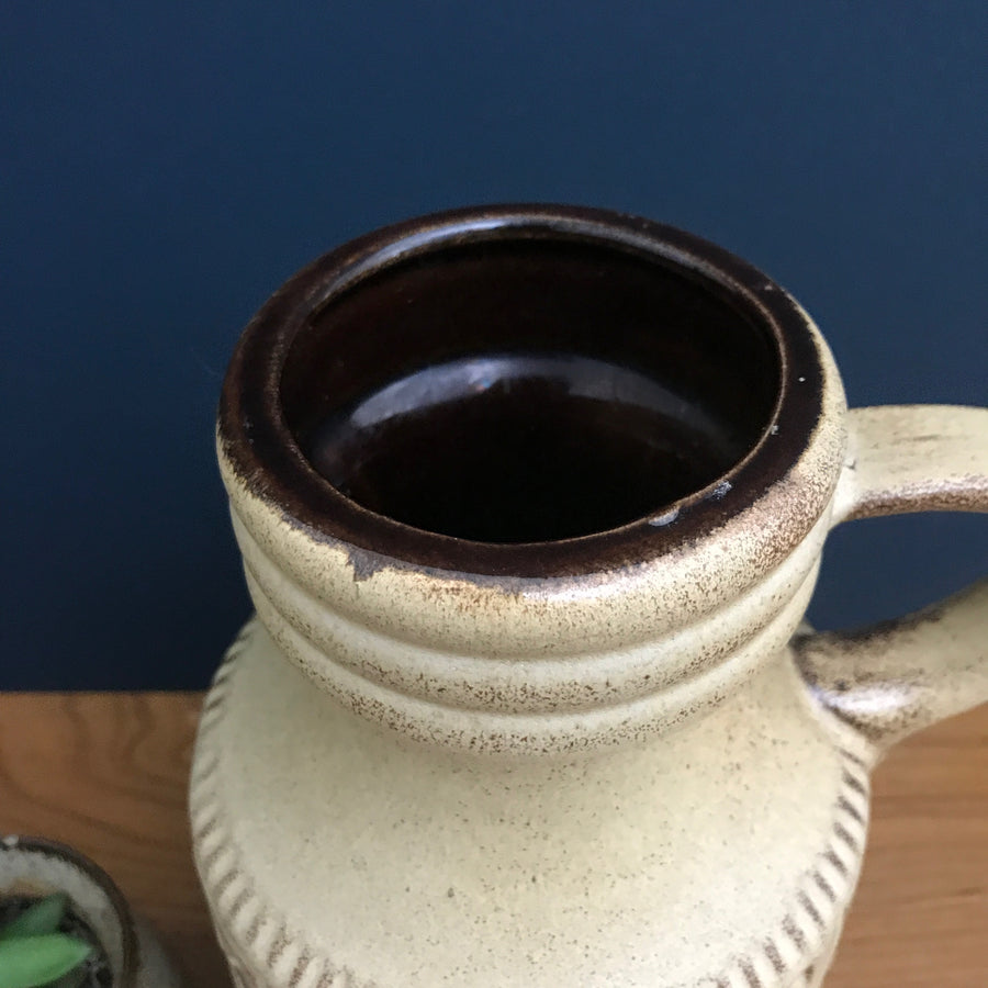 West German Ceramic Jug/Vase #489-23