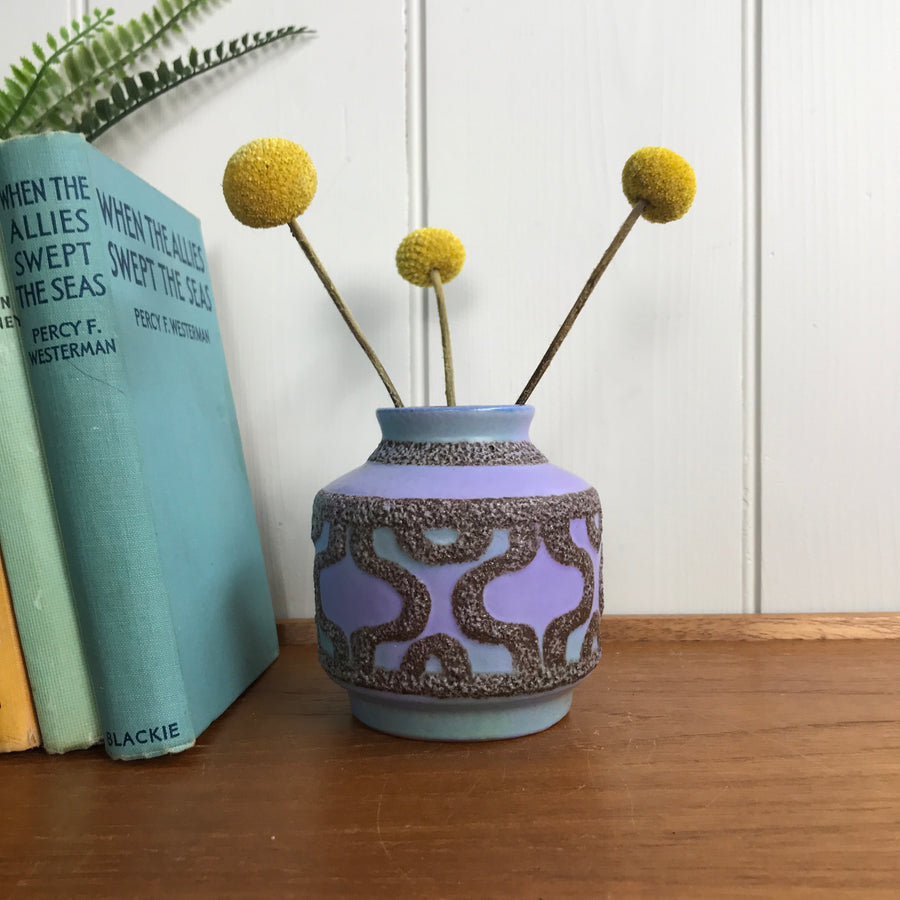 Mid Century East German Ceramic Vase