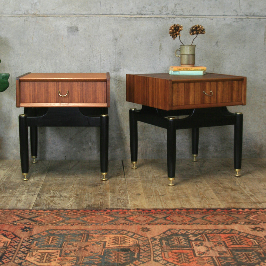 e_gomme_g_plan_mid_century_tola_bedside_tables