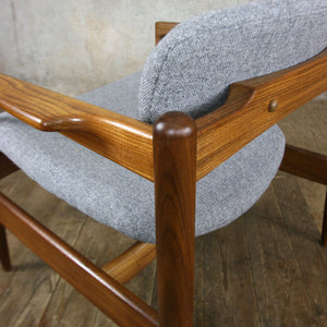 Arthur Edwards Mid Century Lounge Chair