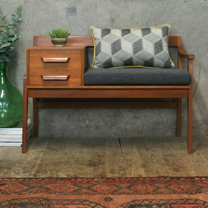 mid_century_teak_chippy_heath_telephone_seat_vintage