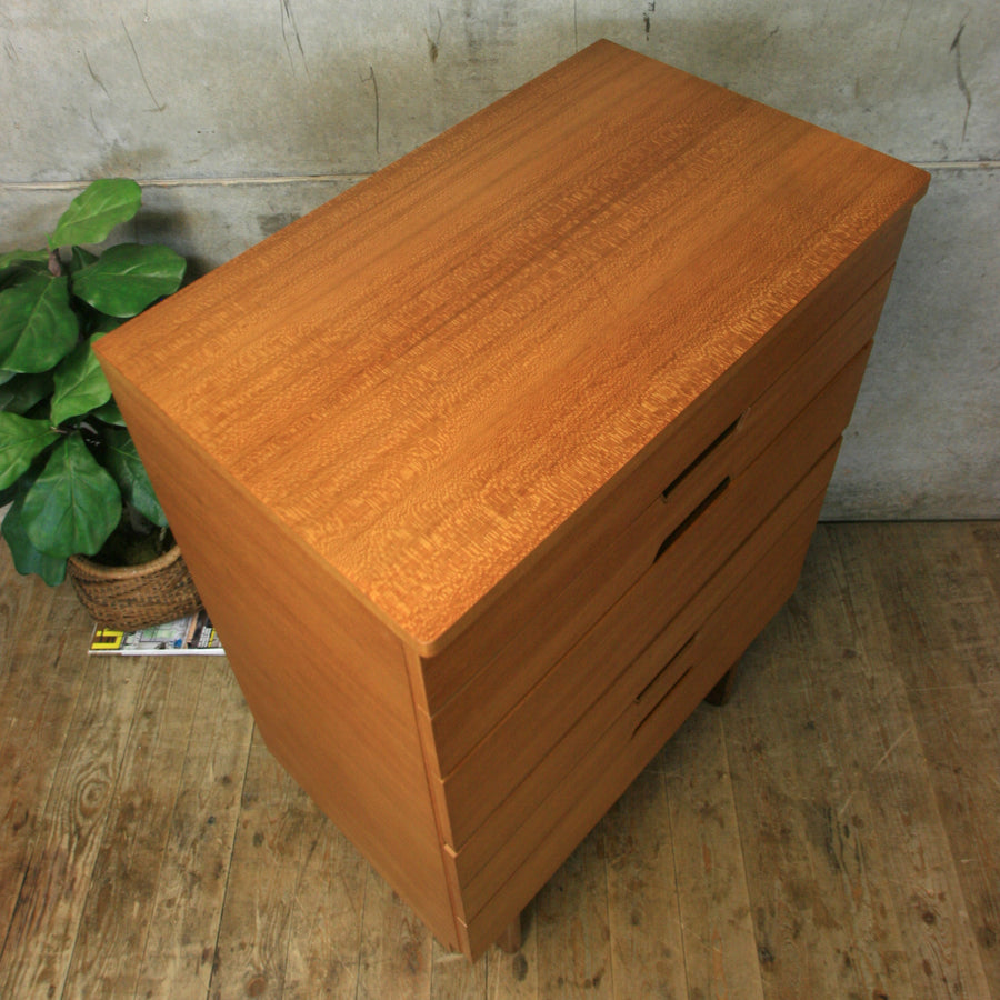 mid_century_uniflex_gunther_hoffstead_vintage_tallboy_drawers