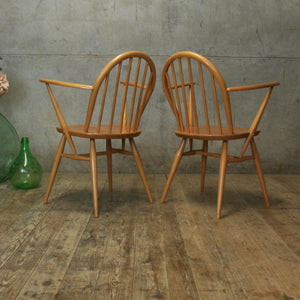 mid_century_vintage_ercol_windsor_carver_chair