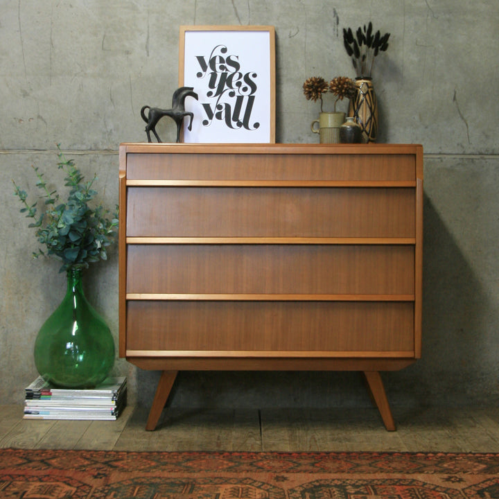 mid_century_walnut_chest_of_drawers_vintage