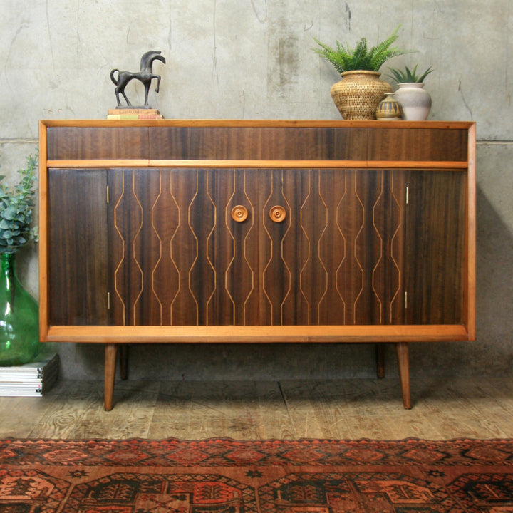 Rare Mid Century Everest Sideboard - 0111a