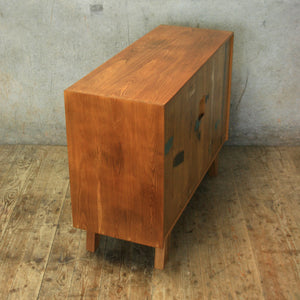 The 'Lockdown' School Sideboard - 100% Reclaimed & Handcrafted - IN STOCK