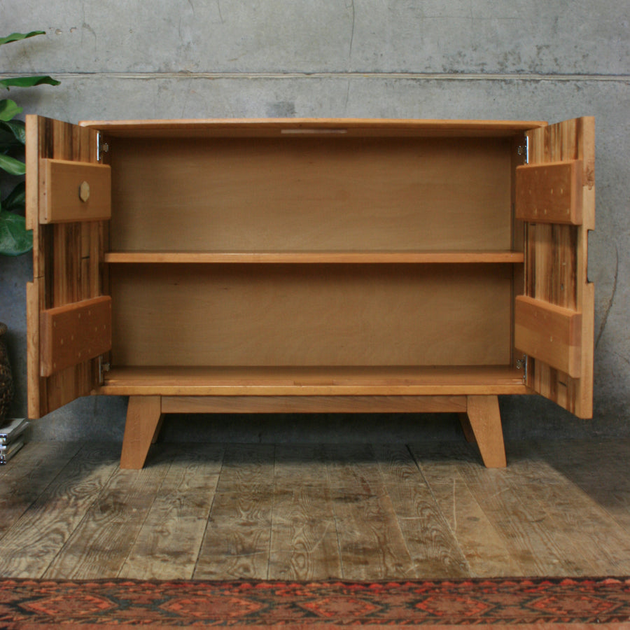 The 'Lockdown' School Sideboard #2 - 100% Reclaimed & Handcrafted - IN STOCK