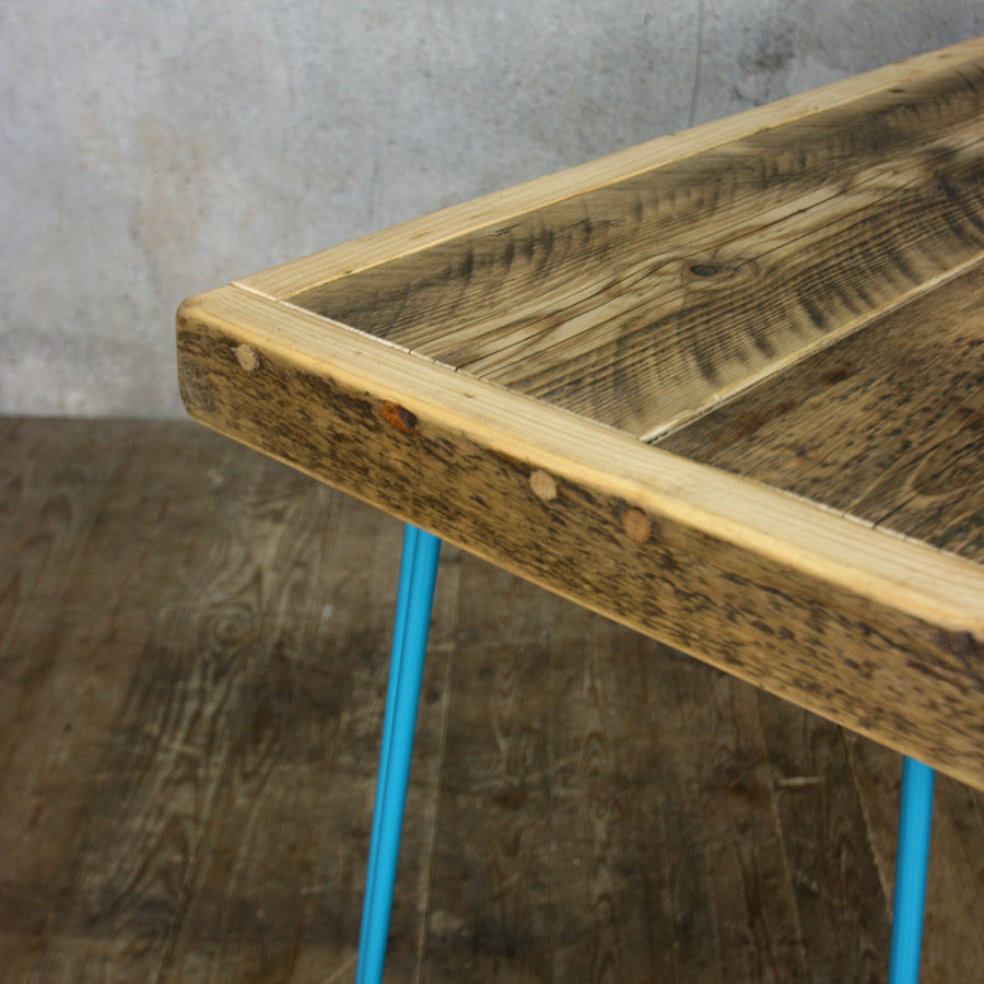 Rustic Hairpin Table/Desk
