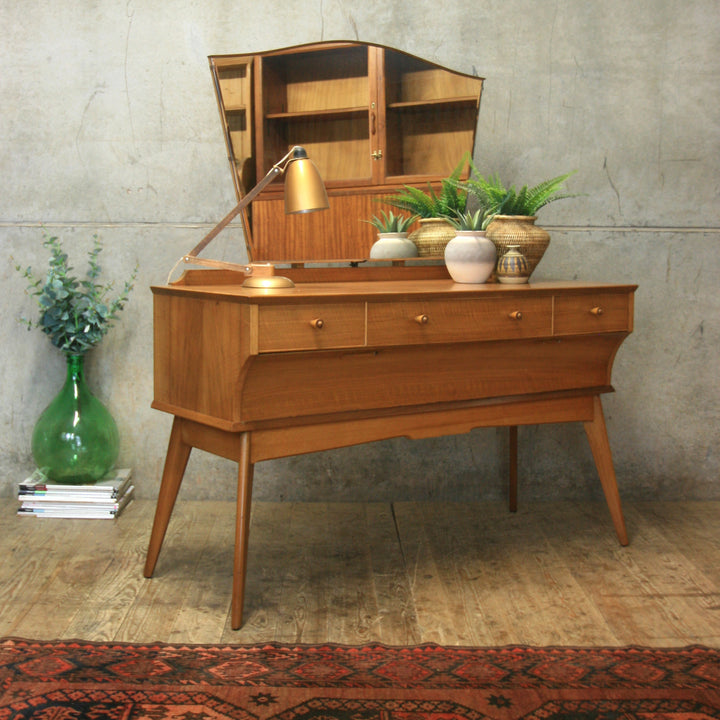 vintage_alfred_cox_walnut_dressing_table