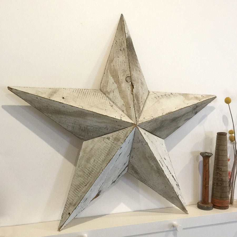 reclaimed salvage barn wood amish star 2