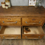 vintage_antique_oak_haberdashery_drawers_drawers_kitchen_island