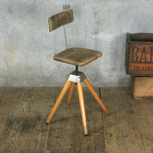 Vintage Artists Adjustable Stool