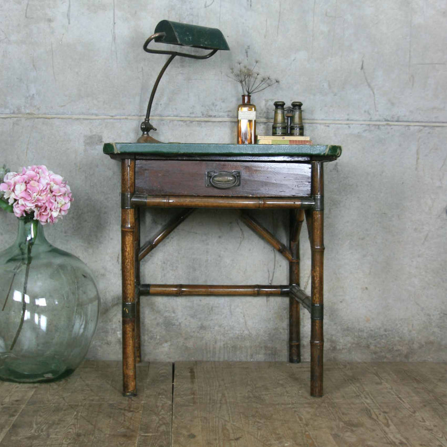 vintage_bamboo_boho_colonial_brass_side_table