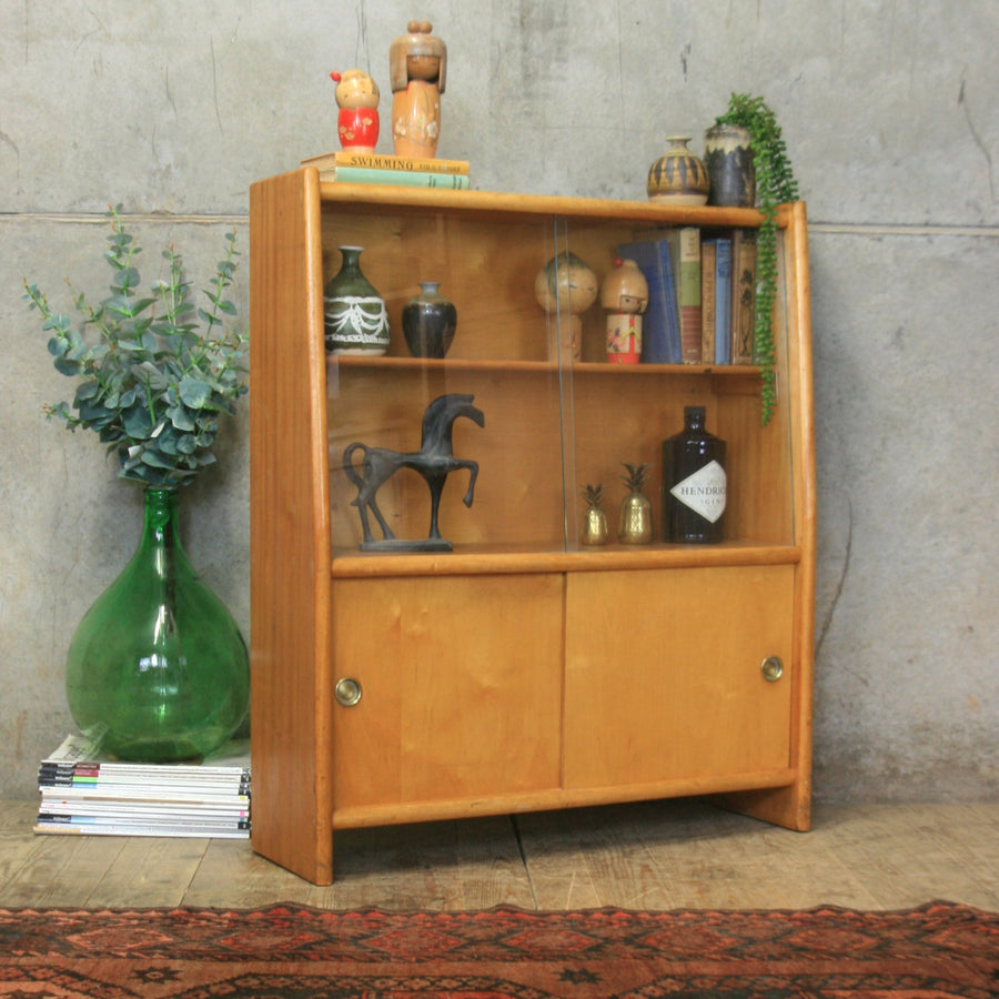 vintage_beech_display_school_cabinets