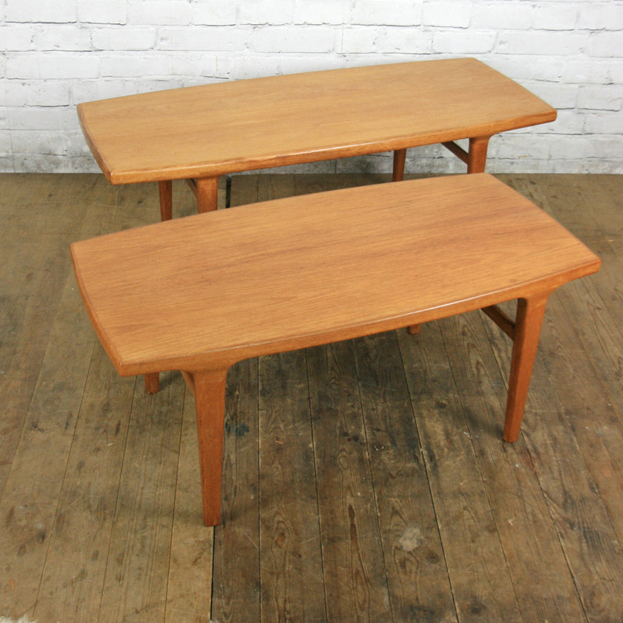 Danish Mid Century Teak Coffee Table
