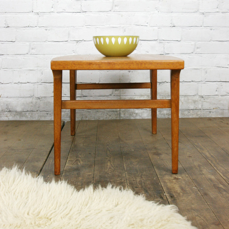 Danish Mid Century Teak Coffee Table #1 (small)