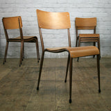 29 x Vintage Tubular Stacking Chairs (£35 + VAT per chair)
