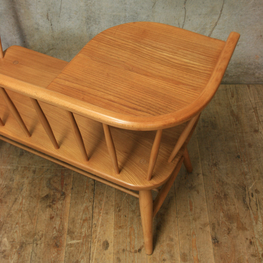 Chippy Heath Elm & Beech Telephone Seat - 1302c