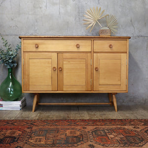 vintage_ercol_blonde_model_351_sideboard_elm