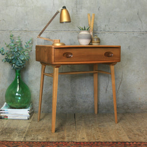 Rare Ercol Model 437 Mid Century Desk – 3007m