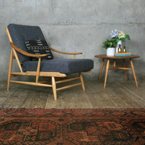 Ercol Model 442 Bergere Armchair #2 (Pair available)