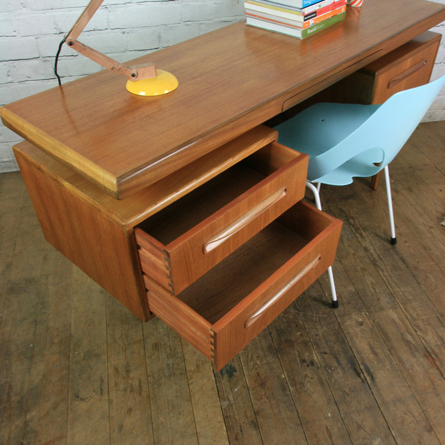 Vintage G Plan Fresco Dressing Table / Desk