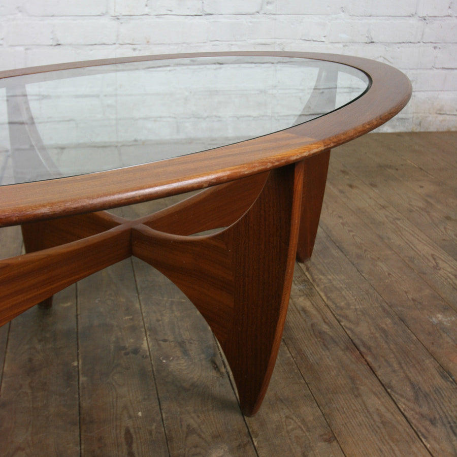 Mid Century Teak G-Plan Astro Coffee Table