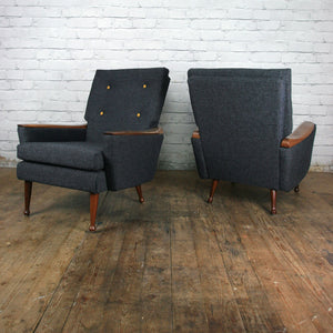 Vintage Greaves & Thomas Mid Century Armchair (1 of 2)