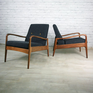 Greaves & Thomas Mid Century Armchair (1 of 2)