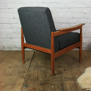 Vintage Guy Rogers Manhattan Armchair (2 of 2)