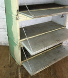 Vintage Siemens Industrial Cabinet - Retail / Restaurant Display