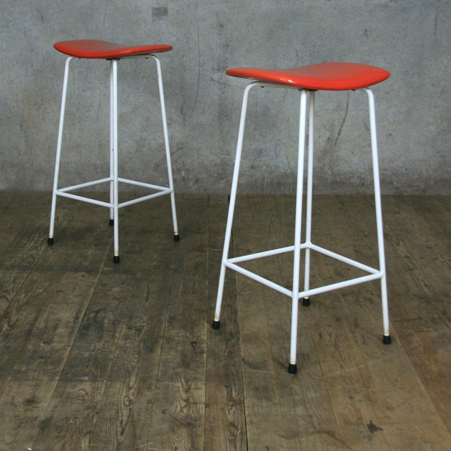 X4 Frank Guille Kandya Program Stools