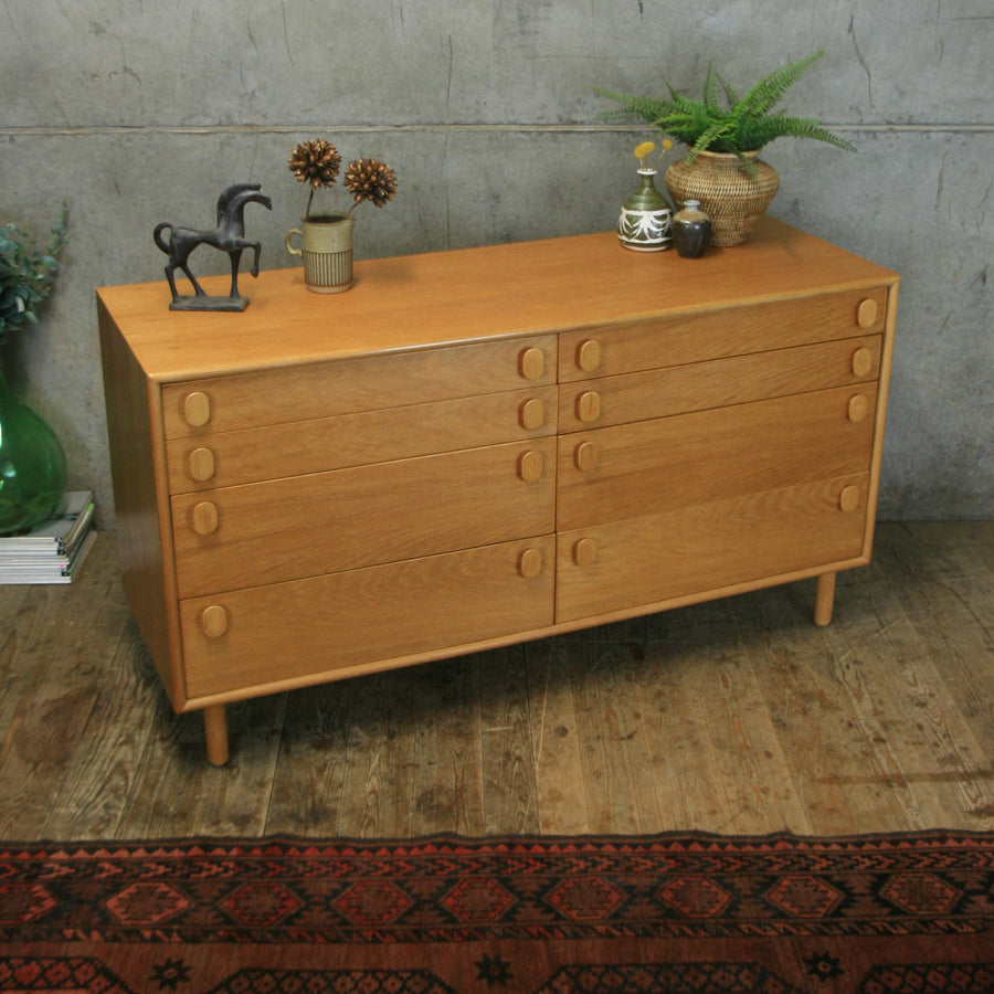 vintage_meredew_oak_chest_of_drawers_mid_century