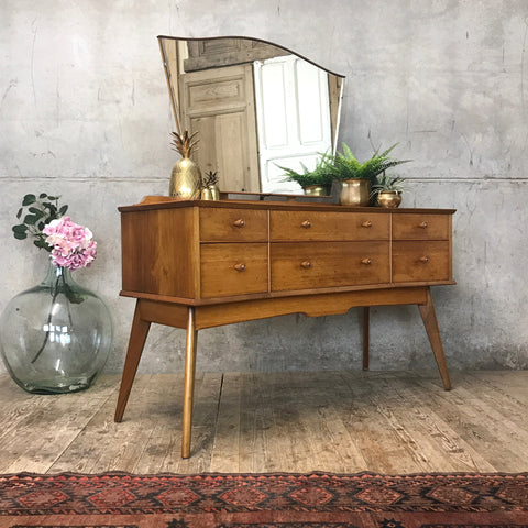 Mid Century Alfred Cox Dressing Table #1910