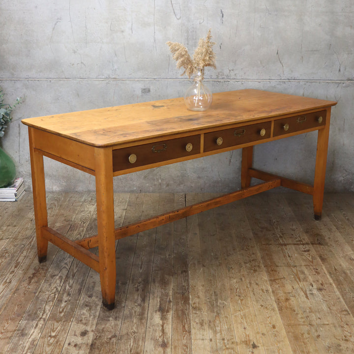 vintage_mid_century_reclaimed_school_laboratory_table_bench_kitchen