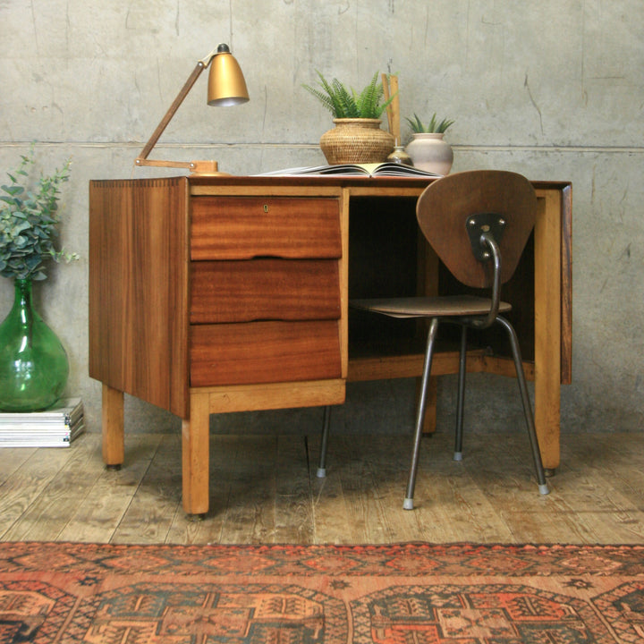 vintage_mid_century_school_teachers_desk