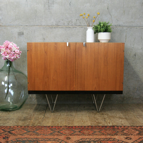 Mid Century Stag 'S' Range Small Sideboard
