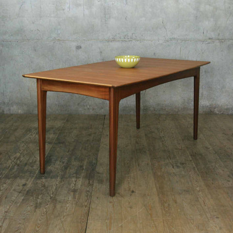 Vintage Teak Extending Dining Table