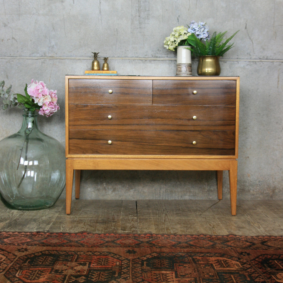 Mid Century Uniflex Chest of Drawers